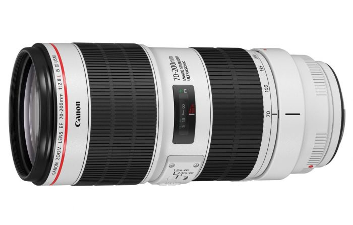 Canon 70-200mm 2.8 L IS USM III