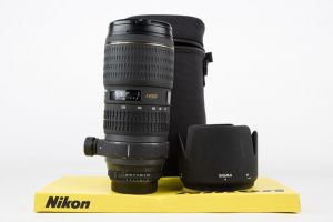 Sigma 70-200mm F2.8 EX HSM APO Nikon