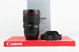 Canon 16-35mm f 4 L IS USM