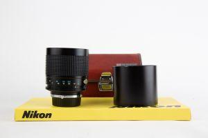 Tokina 500mm f8 Nikon catadiottrico