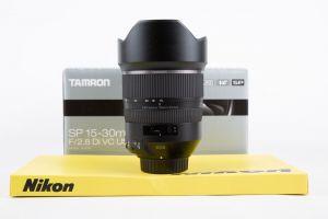 Tamron 15-30mm f2.8 VC USD NIKON
