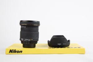 Sigma 24-60mm f2.8 EX DG D Nikon