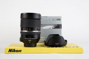 Tamron 24-70mm f2.8 Di VC USD SP Nikon