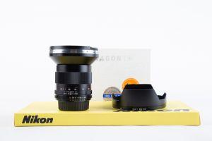 Zeiss Distagon T* 21mm f2.8 Nikon