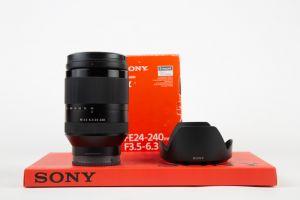 Sony 24-240mm F3.5-6.3 OSS FE E-mount