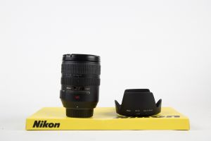 Nikon 24-120mm f3.5-5.6 G IF ED VR