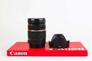 Tamron 28-75mm f2.8 SP Di Aspherical LD Canon