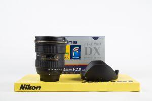 Tokina 11-16mm 2.8 AT-X Pro DX II Nikon