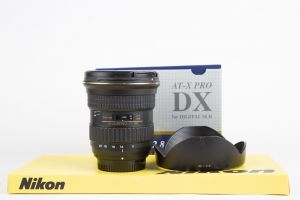 Tokina 11-20mm f2.8 AT-X Pro DX NIKON
