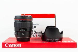 Canon 35mm 1.4 L USM